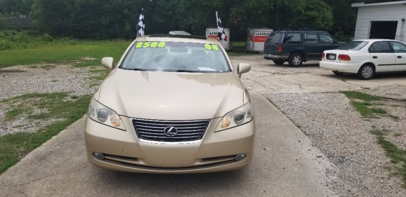 LEXUS ES 2008 price Call for Pricing.