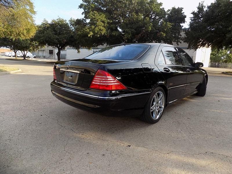 Mercedes-Benz S-Class 2006 price $7,495
