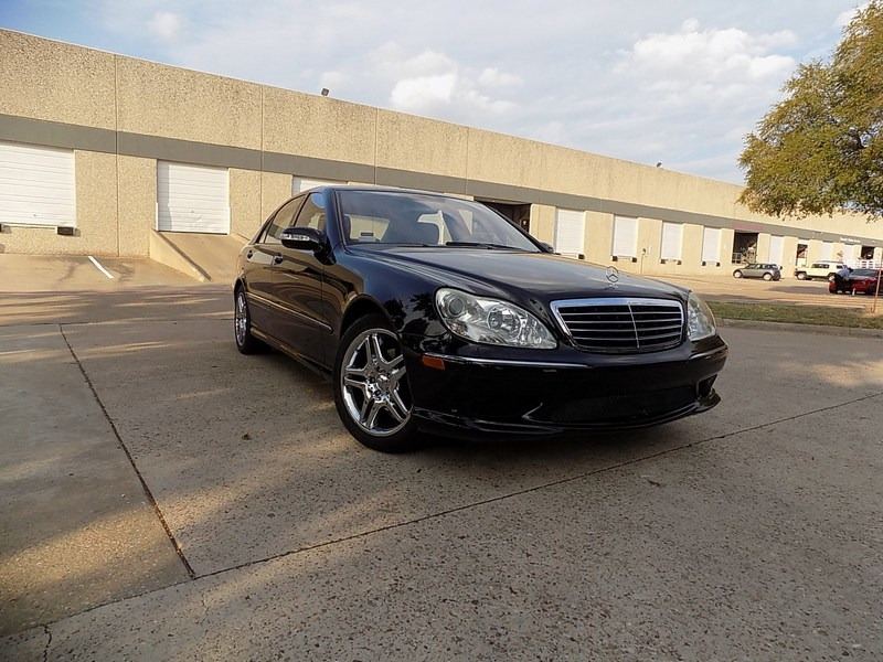 Mercedes-Benz S-Class 2006 price $7,495