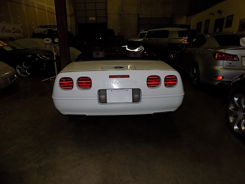 Chevrolet Corvette 1992 price $9,995