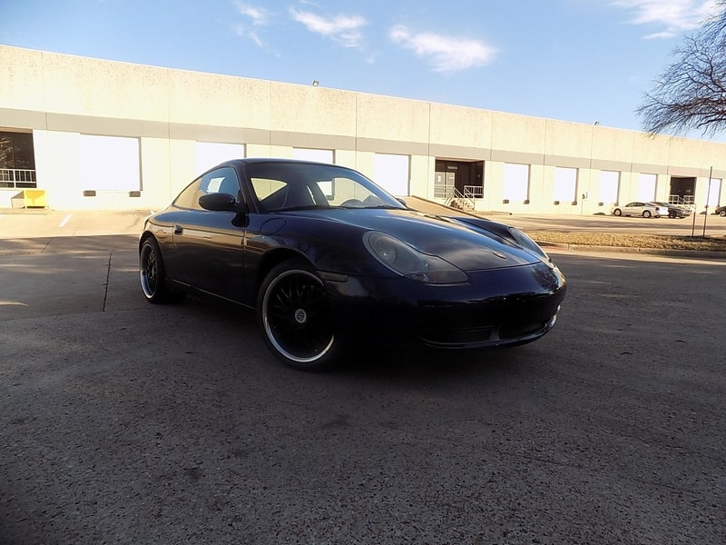 Porsche 911 Carrera 1999 price $16,995