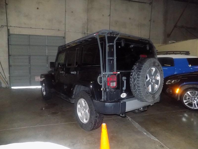 Jeep Wrangler Unlimited 2012 price $20,995