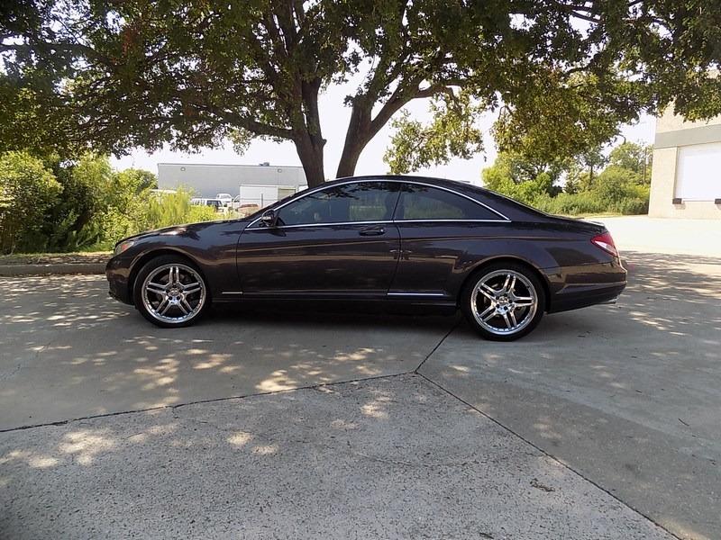 Mercedes-Benz CL-Class 2008 price $14,995