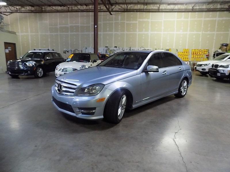 Mercedes-Benz C-Class 2013 price $10,495
