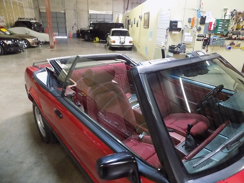 Ford Mustang 1988 price $9,995