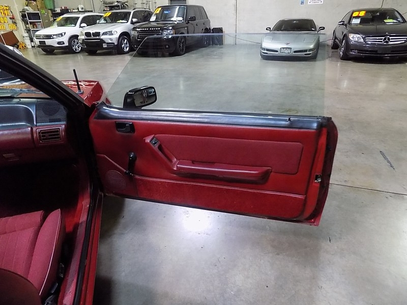 Ford Mustang 1988 price $10,995