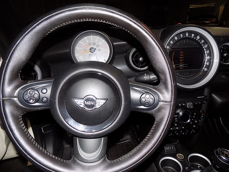 Mini Cooper Coupe S 2015 price $14,995