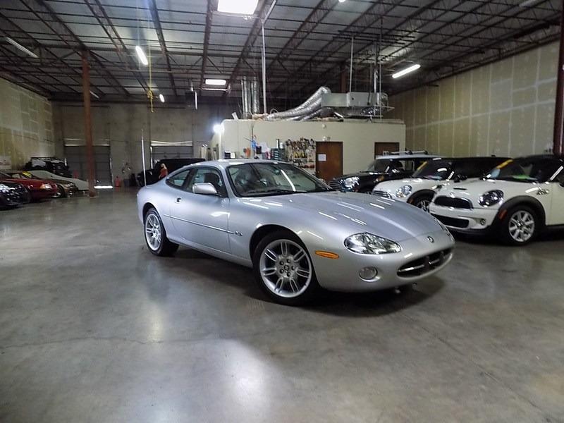 Jaguar XK8 2001 price $8,495