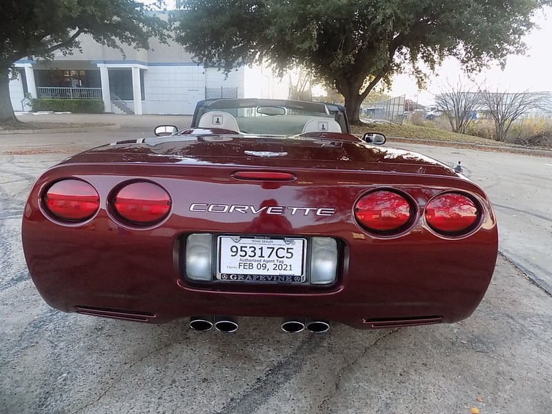 Chevrolet Corvette 2003 price $15,995