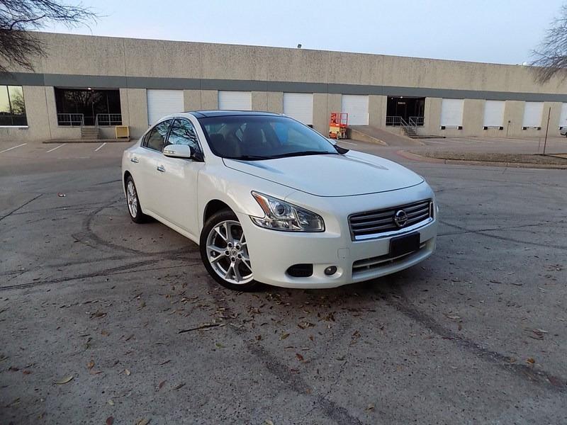 Nissan Maxima 2014 price $12,995