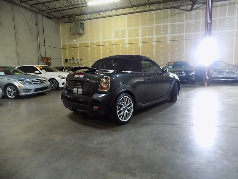 Mini Cooper Roadster 2013 price $11,995