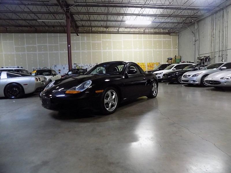 Porsche Boxster 2001 price $11,995