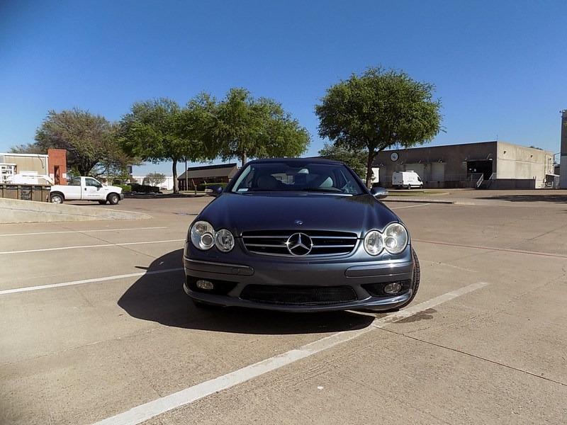 Mercedes-Benz CLK-Class 2005 price $9,495