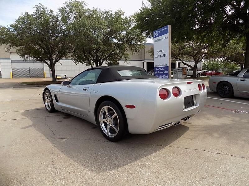 Chevrolet Corvette 2003 price $20,995