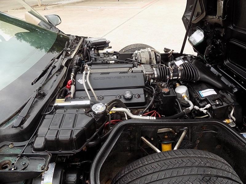 Chevrolet Corvette 1996 price $16,995