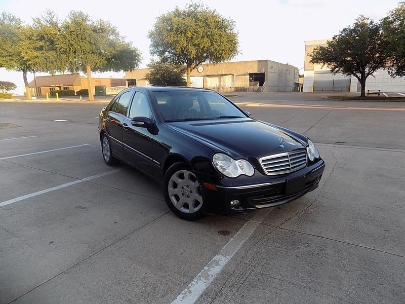 Mercedes-Benz C-Class 2006 price $8,995