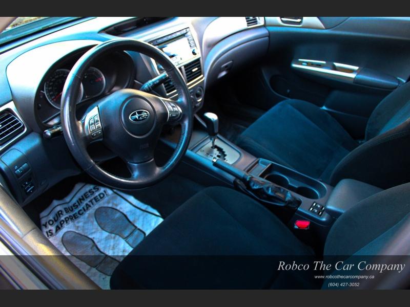 Subaru Impreza Sedan (Natl) 2008 price $7,995
