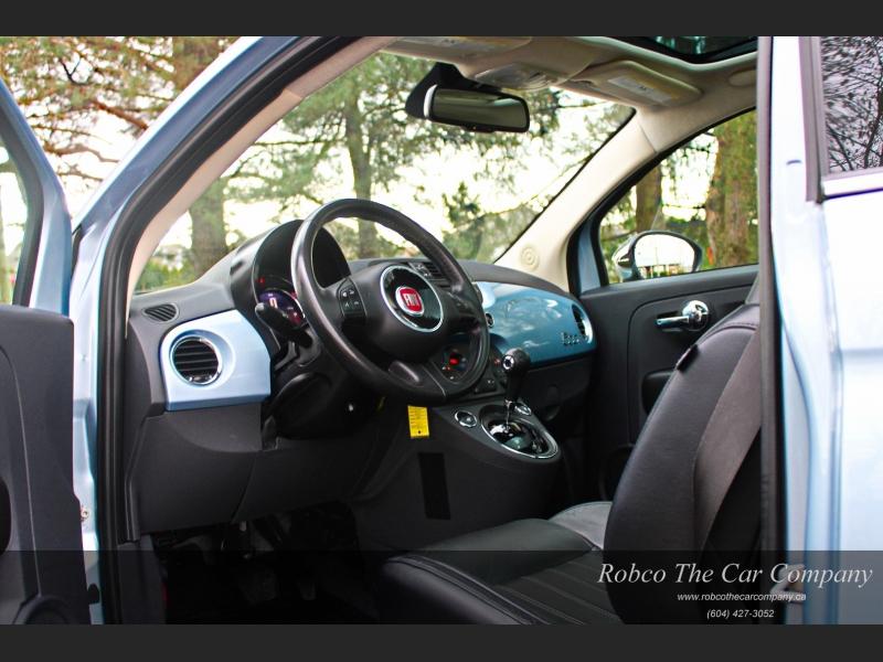 Fiat 500 2015 price $10,888