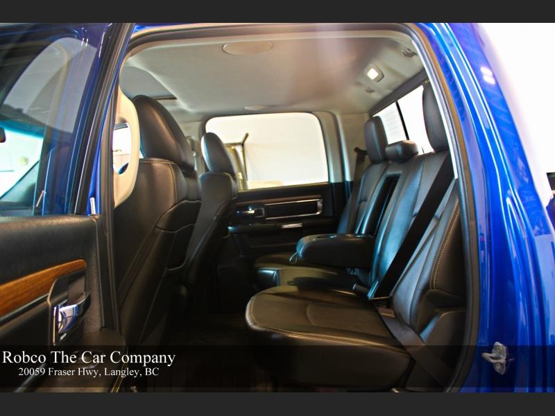 RAM 3500 2014 price $49,995