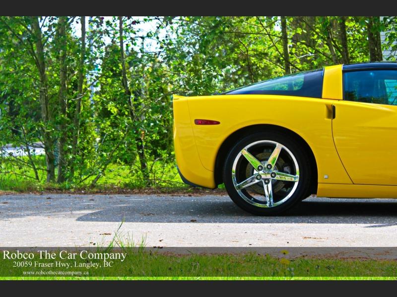 Chevrolet Corvette 2007 price $36,888