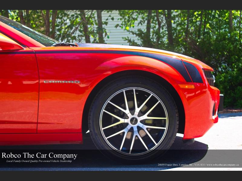 Chevrolet Camaro 2011 price $18,888