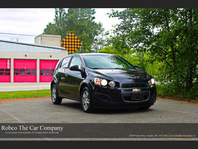 Chevrolet Sonic 2015 price $9,888