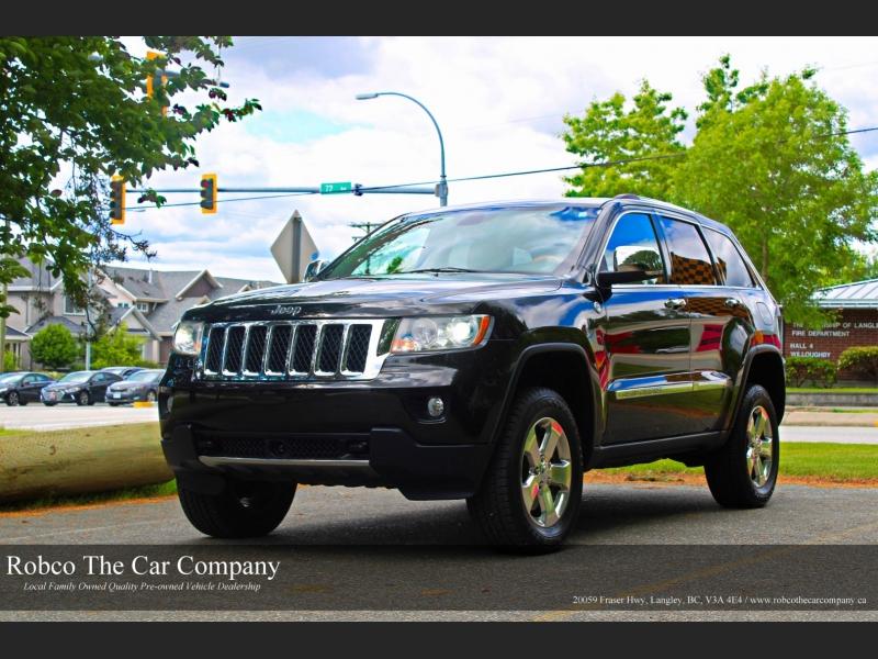Jeep Grand Cherokee 2011 price $18,800