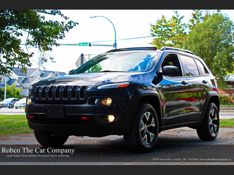 Jeep Cherokee 2016 price $18,800