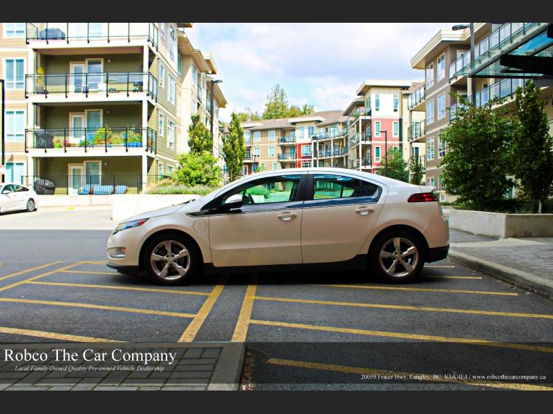 Chevrolet Volt 2013 price $13,800