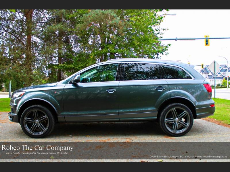 Audi Q7 2015 price $29,995