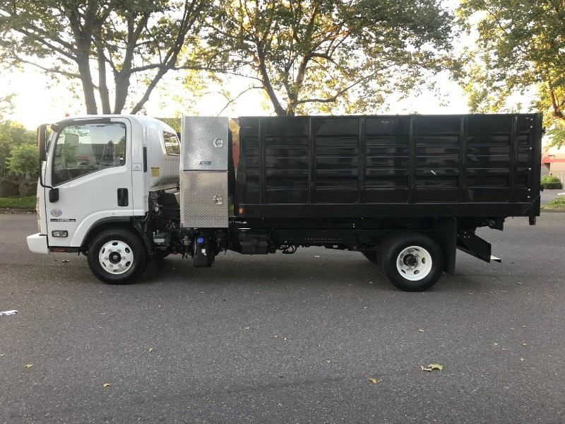 Isuzu NPR HD Landscape Dump Body 2013 price $46,900