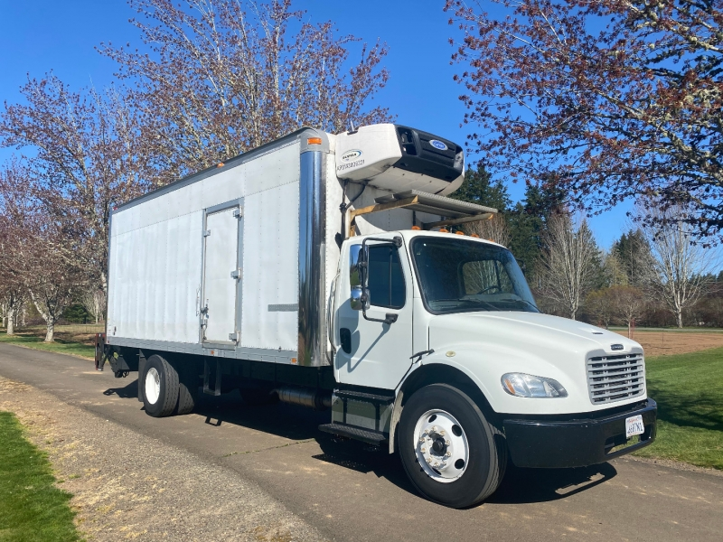 Freightliner M2 Refrigerated Truck 2014 price $49,900