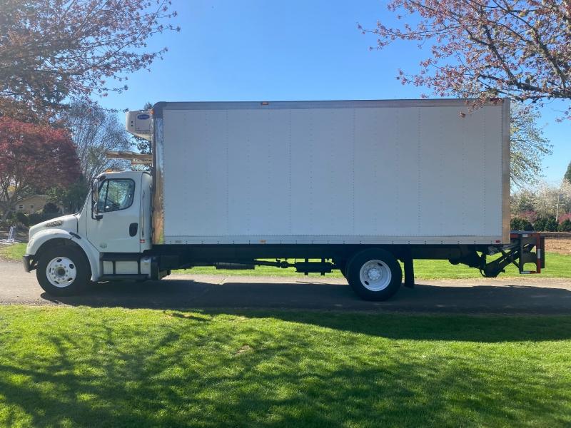 Freightliner M2 Refrigerated Truck 2014 price $49,900