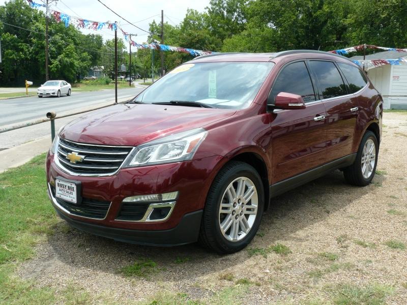 Chevrolet Traverse 2015 price $13,995
