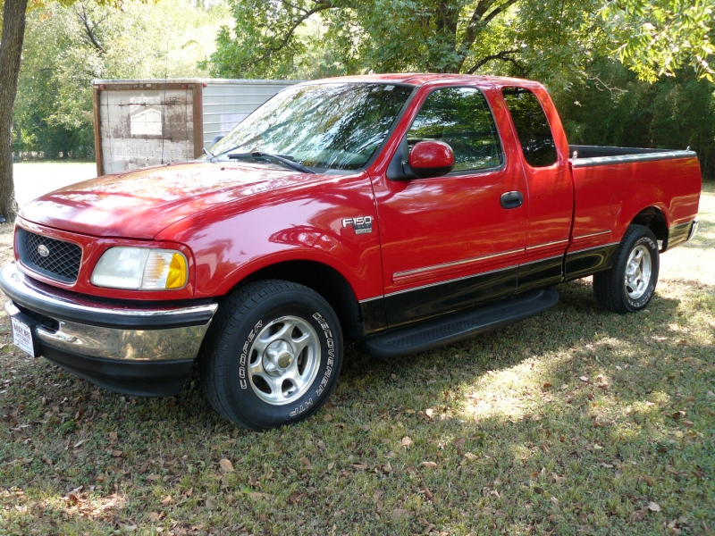 Ford F-150 1998 price $4,950