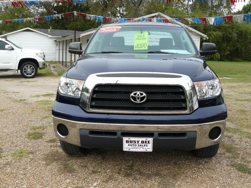Toyota Tundra 2008 price $11,500