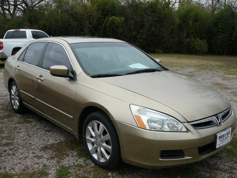 Honda Accord Sdn 2006 price $5,500