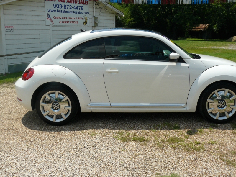 Volkswagen Beetle Coupe 2013 price $11,500