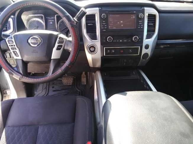 Nissan Titan 2017 price $23,500
