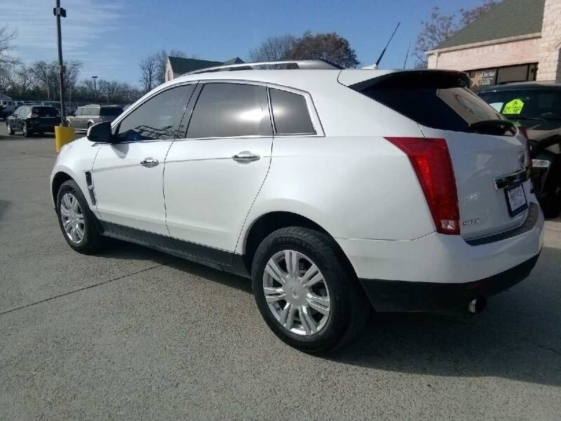 Cadillac SRX 2010 price $6,900