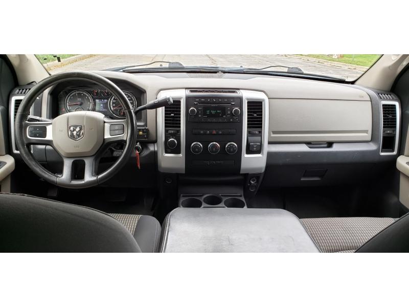 Dodge RAM 1500 TRX 2010 price $13,899