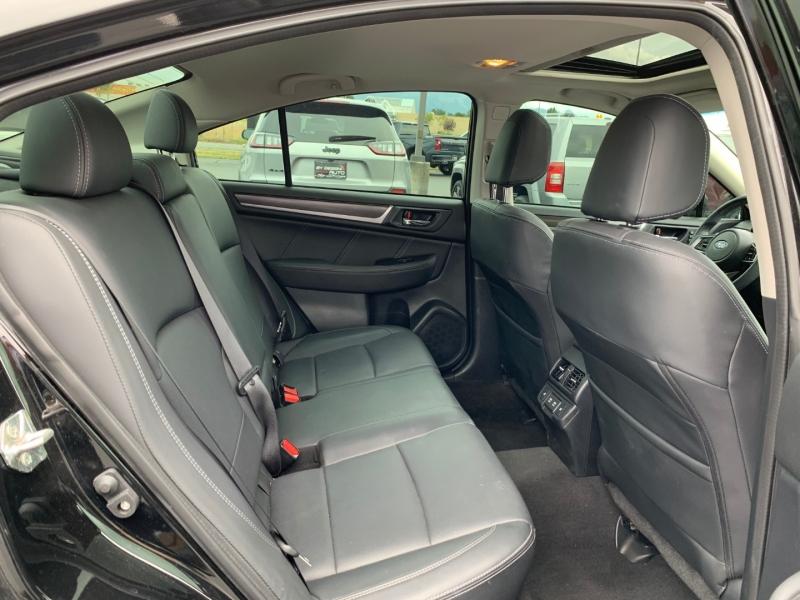 Subaru Legacy 2019 price $25,850
