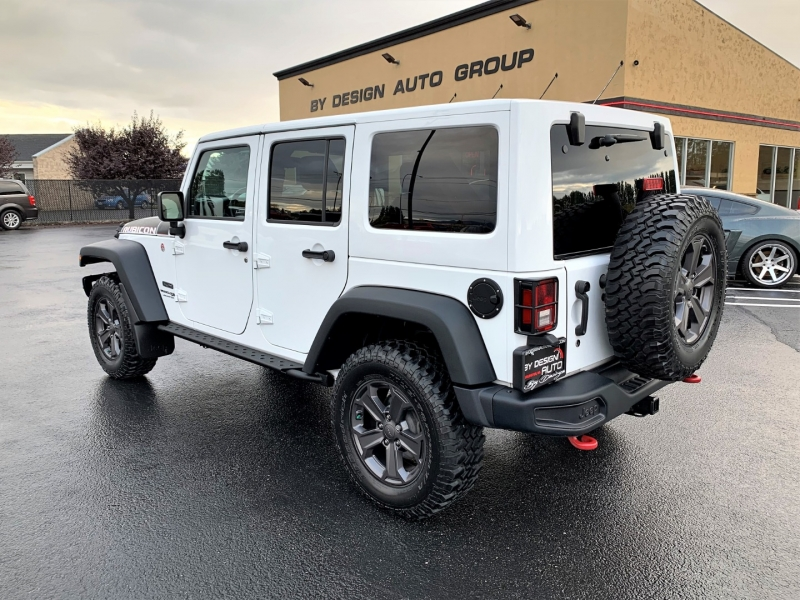 Jeep Wrangler JK Unlimited 2018 price $42,775
