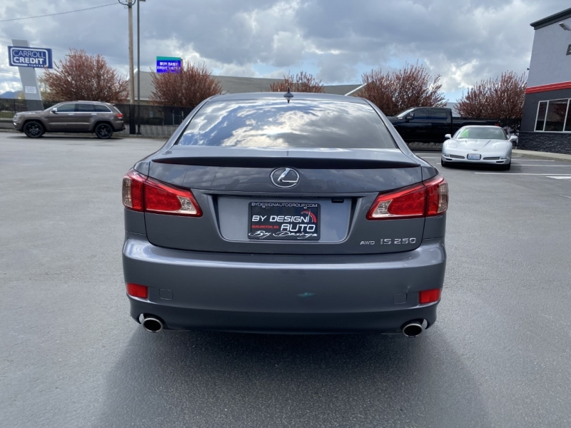 Lexus IS 250 2013 price $21,950
