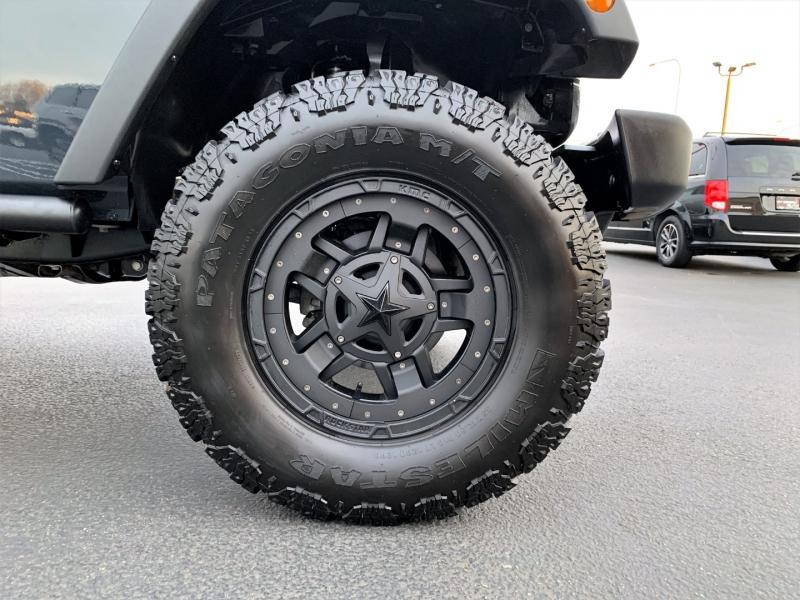 Jeep Wrangler Unlimited 2017 price