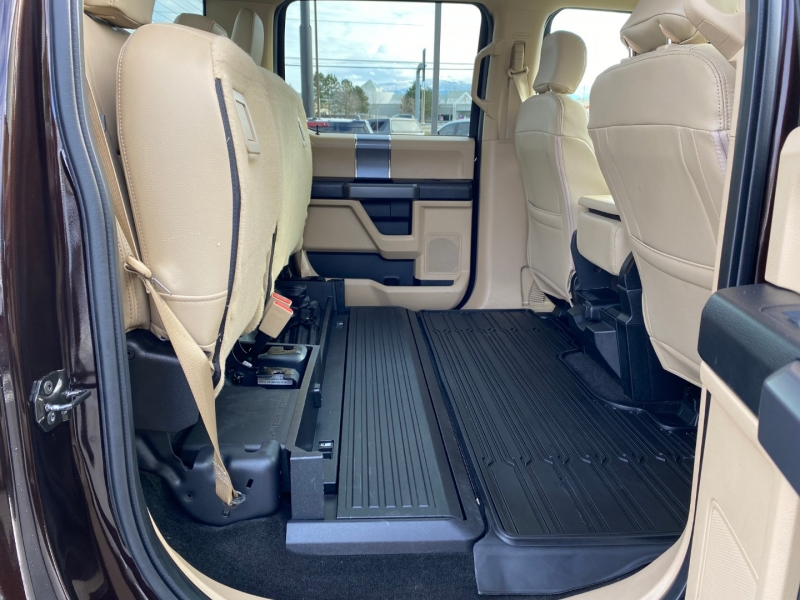 Ford Super Duty F-350 SRW 2018 price $56,950