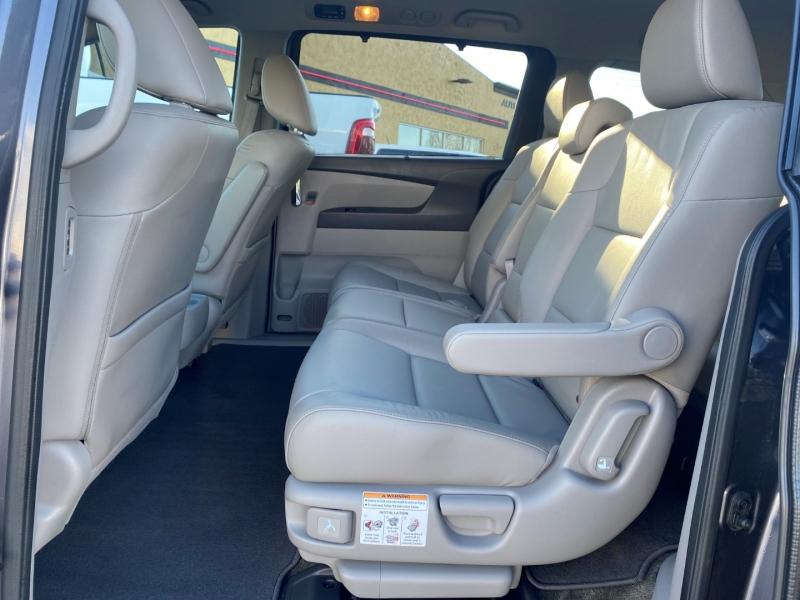 Honda Odyssey 2015 price $22,850