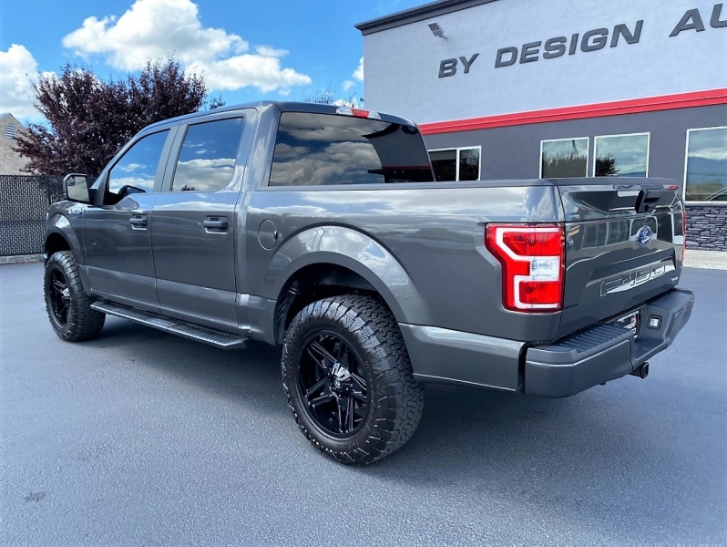 Ford F-150 2018 price $44,800