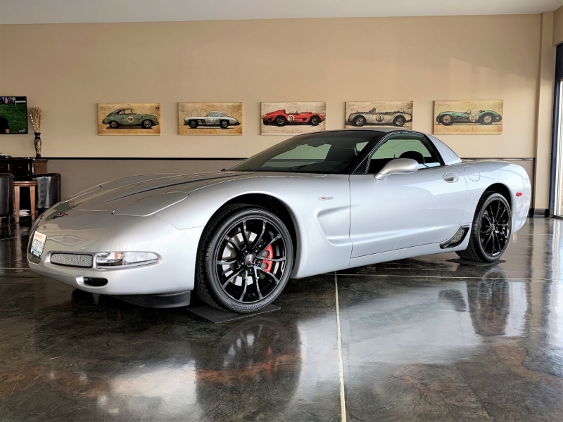 Chevrolet Corvette 2002 price $34,950