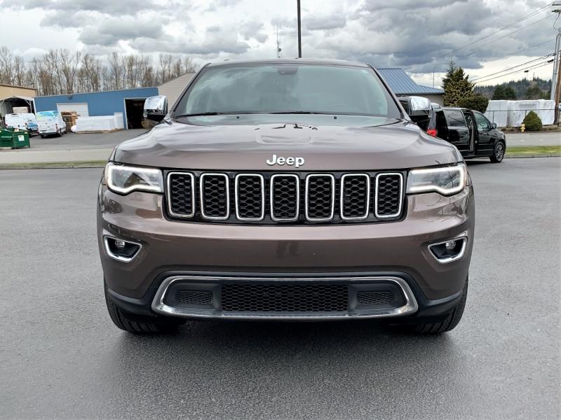 Jeep Grand Cherokee 2018 price